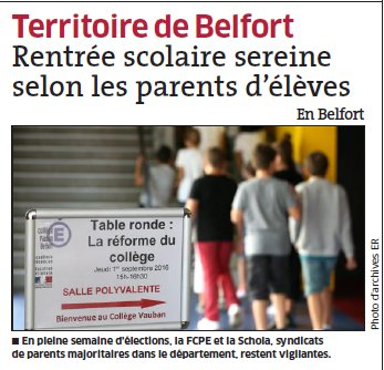 Article rentree 4octobre2016